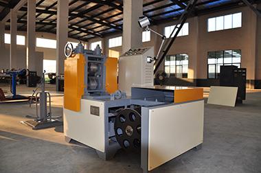 YB-2X0系列钢丝压扁机