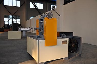 钢丝压扁机